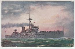 H.M.S. Dreadnought - Krieg