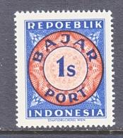 INDONESIA  J 1     * - Indonesia
