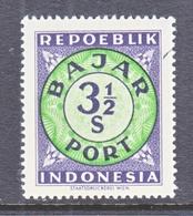 INDONESIA  J 3     * - Indonesia