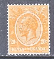 KENYA  And  UGANDA  25  * - Kenya, Uganda & Tanganyika