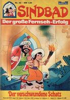 Sindbad Nr. 42 - Comicheft Bastei Verlag - Books, Magazines, Comics