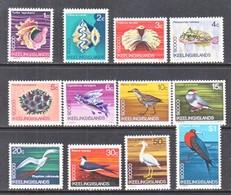 COCOS ( KEELING ) ISLANDS  8-19  **  SEA LIFE,  SHELL FISH,  BIRDS - Cocos (Keeling) Islands