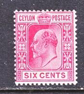 CEYLON  170  *    Wmk. 2  1903-05  Issue - Ceylon (...-1947)