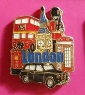 PIN * London - Städte