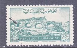 LIBAN 219  (o)  1948  Issue  AQUEDUCT - Lebanon