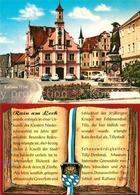 73176501 Rain_Lech Rathaus Denkmal Chronik Wappen Rain_Lech - Sin Clasificación