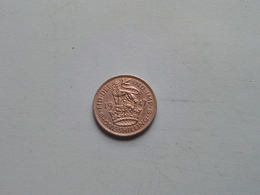 1947 - 1 Shilling / KM 863 ( For Grade, Please See Photo ) ! - 1902-1971: Postviktorianische Münzen