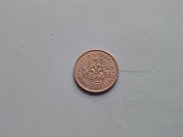 1949 - 1 Shilling / KM 877 ( For Grade, Please See Photo ) ! - 1902-1971: Postviktorianische Münzen