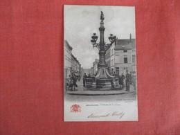 Belgium > Brussels  Fountain De S Gilles  Stamp & Cancel------- Ref 2940 - Belgium