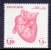 2003 QATAR Stop Smoking MNH - Qatar