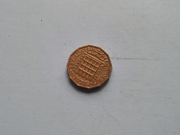 1954 - Three Pence - Florin / KM 900 ( For Grade, Please See Photo ) ! - 1902-1971: Postviktorianische Münzen