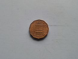 1960 - Three Pence - Florin / KM 900 ( For Grade, Please See Photo ) ! - 1902-1971 : Monnaies Post-Victoriennes