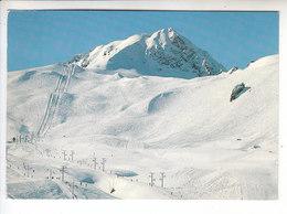 Sp - 73 - LES ARCS - Les Teleskis Du Lac De Marloups - Timbre - Cachet - 1988 - Francia
