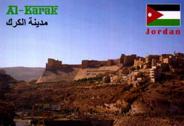 JORDANIA, AL-KARAK  [41845] - Jordanien