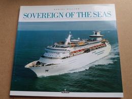 """"""" SOVEREIGN OF THE SEAS """" Daniel Hillion ( M.D.V. - 1997 ) - ( 91 Pag. ) ! - Bateau"""