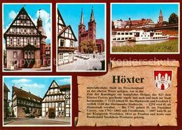 73192645 Hoexter_Weser  Hoexter Weser - Hoexter