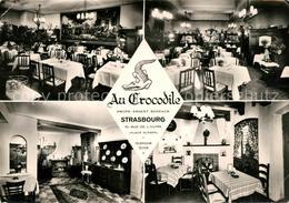 13153606 Strasbourg Alsace Restaurant Au Crocodile Strasbourg - France