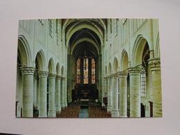 Binnenzicht - St. Katharinakerk ( M. Dries - Torreele Hoogstraten ) Anno 19?? ( Zie Foto ) ! - Hoogstraten