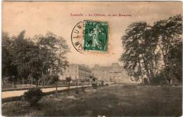 51zg 45 CPA - LUNEVILLE - LE CHATEAU VU DES BOSQUETS - Luneville