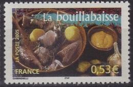 3771 La Bouillabaisse - Poissons - Portraits De Régions 5 - France à Voir (2005) Neuf** - Ongebruikt