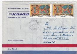 Brief In Die Schweiz (br3288) - Norwegen