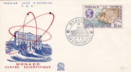 FDC (br3293) - Monaco