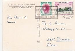 Ansichtskarte In Die Schweiz (br3293) - Monaco
