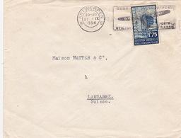 Brief In Die Schweiz (br3293) - Belgien