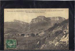 7333. PANORAMA DE BARBY ET DE ST JEAN D ARVEY . ENVIRONS DE CHAMBERY . (recto Verso)   ANNEE . 1910 - Chambery