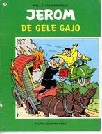 Jerom - De Gele Gajo (1ste Druk)  1978 - Jerom