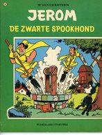Jerom - De Zwarte Spookhond (1ste Druk)  1973 - Jerom