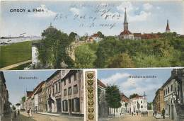 Deutschland - Rheinberg - Orsoy A. Rhein - Multi-Views - Other
