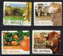 AUSTRALIA - 2012 - L'AGRICOLTURA IN AUSTRALIA - USATI - 2010-... Elizabeth II