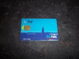 JOLIE CARTE A PUCE PIAF LE HAVRE 200u 1000ex DU 01/05 B.E !!! - Frankrijk