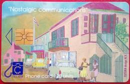 120 Units Nostalgic Communications - Antilles (Netherlands)