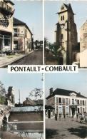 PONTAULT COMBAULT QUATRE VUES - Pontault Combault