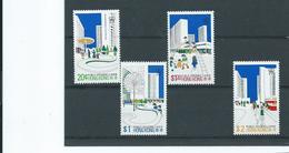 Hong Kong Sg402 Public Housing Set. Mnh - Hong Kong (...-1997)