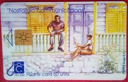 60 Units Nostalgic Communications - Antilles (Netherlands)