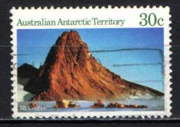 TERRITORI DELL'ANTARTICO - 1984 - MONTE COATES - USATO - Territorio Antartico Australiano (AAT)