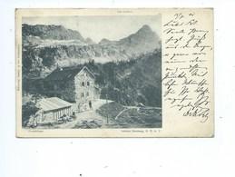 Contrin  Haus Sektin Nürnberg Col Ombert ( 1900 ) - Nürnberg