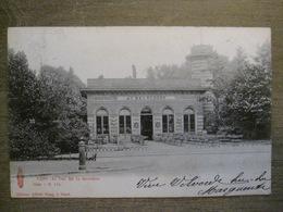 Cpa Gand Gent - Au Parc XII - Le Belvédère - Edit. Albert Suggs, 1 174 - 1902 - Gent