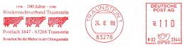 Freistempel 0485 Rinderzuchtverband - Marcophilie - EMA (Empreintes Machines)