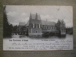 Cpa Aalst Environs D'Alost - Le Château De Moorsel - Nels 15 12 - 1900 - Aalst