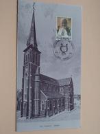 Postzegelkring HAALTERT 1ste Lustrum / Stamp HAALTERT 12-5-1985 Stempel ! - Cartes Souvenir