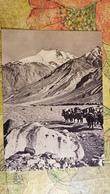 TAJIKISTAN - Gorno-Badakhshan Autonomous Region, Pamir Mountains - Old Soviet Postcard 1956 Mountaineering Alpinisme - Tajikistan