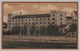 Basel - Kaserne - Litho Guggenheim No. 9836 - BS Basel-Stadt