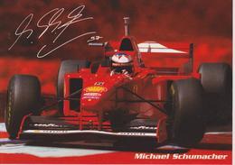 FERRARI F 1 MICHAEL SCHUMACHER - Grand Prix / F1