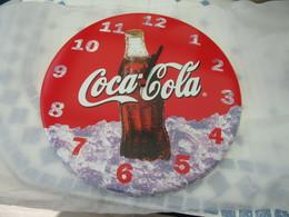 Horloge Coca-Cola - Coca-Cola