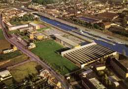 DOUAI  Lycée Technique Et Collège D'Enseignement Technique Vue Aérienne RV - Douai