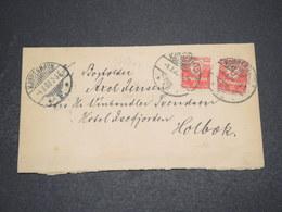 DANEMARK - Enveloppe De Kjobenhavn En 1908 - L 15995 - Briefe U. Dokumente